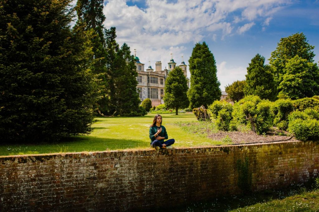 audley end house yoga with priya
